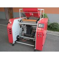 Buy cheap Fully Automatic Three Shaft Stretch Film Rewinding Machine from wholesalers