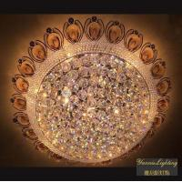 Buy cheap ceiling lamp K9 CRYSTAL YCC-055 product