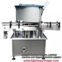 Buy cheap Hot Spout Pouch Sealing Machine For Stand Up Bag from wholesalers