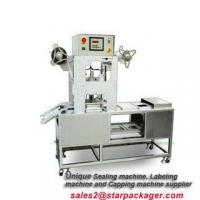 Buy cheap CE Certificated Automatic Small Plastic Cup Sealing Machine from wholesalers