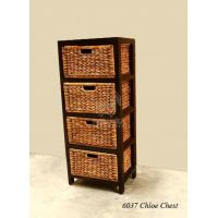 Buy cheap Chloe Wicker Chest Arm Chair from wholesalers