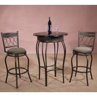 Buy cheap Bar Set Bar Table Chairs with 2 Stools from wholesalers