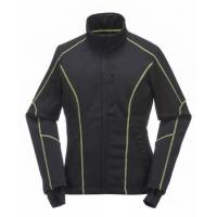 Buy cheap Top sale Spandex Lady's Outdoor Jacket black ... from wholesalers