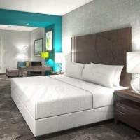Buy cheap la quinta hotel furniture set for american market from wholesalers