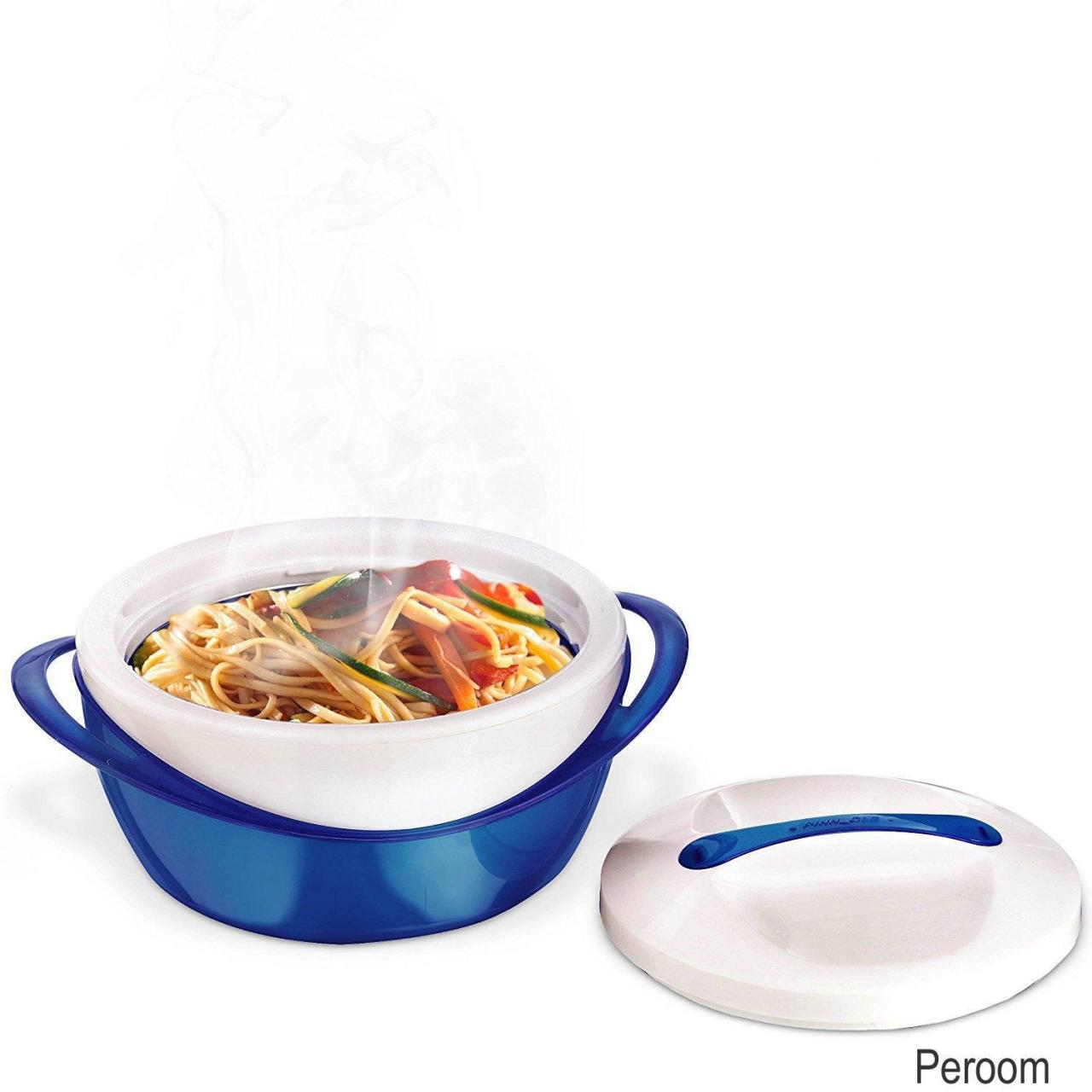 Buy cheap Pinnacle Casserole Dish - Large Soup and Salad Bowl Set - Insulated Serving Bowl With Lid from wholesalers