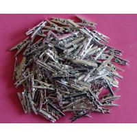 Buy cheap ICE CREAM STICKS Item#:AD-C116 Silver Plastic clothespin 25MM from wholesalers