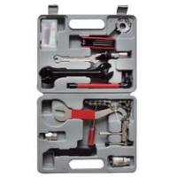 Buy cheap PLIERS & PIPE WRENCH universal bicycle tool set 25 parts from wholesalers