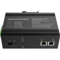 Buy cheap 2 port 1000M 1SC Industrial Switch product
