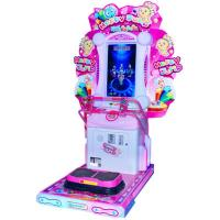 Buy cheap Coin Operated Indoor Toy Capsule Redemption Vending Jumping Video Game Machine from wholesalers