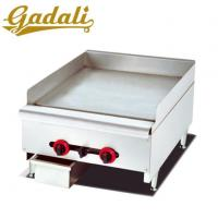 Buy cheap Kitchen Equipment Counter Top Used Flat Gas Griddle from wholesalers