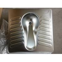 Buy cheap Stainless steel cover and container Stainless steel squatting pan from wholesalers