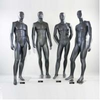 Buy cheap Fiberglass Mannequin Abstract Male Mannequin T11-15 from wholesalers