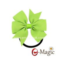 Buy cheap HB-002 Wholesale baby hair clip 3 inch big boutique Grosgrain Ribbon hair Bow from wholesalers