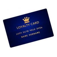 Buy cheap Plastic Loyalty Cards from wholesalers