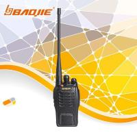 Buy cheap Walkie Talkie 5W Traditional Board Handheld Walkie Talkie with Headset from wholesalers