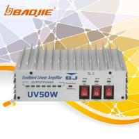 Buy cheap Amplifier 50W VHF UHF Dual Band Two Way Radio Electronic Amplifier from wholesalers