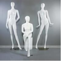 Buy cheap Fiberglass Mannequin Abstract Full Body Female Mannequin B12-15 from wholesalers