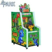 Buy cheap Coin Operated Lottery Game Machine Dinosaur Island Shooting Arcade Games from wholesalers