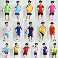 Buy cheap Kids Customized Soccer Jerseys from wholesalers