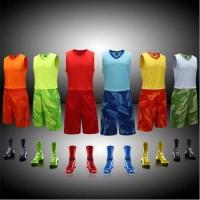 Buy cheap Men's Customized Basketball Uniforms from wholesalers