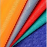 Buy cheap Polyester 420D Oxford Fabric Waterproof Pu Coating from wholesalers