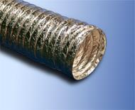 Buy cheap Flexible Duct / Fabric Duct Non-Insulated Flexible Duct product