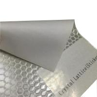 Buy cheap Media Crystal Lattice Reflective Film With Sticker from wholesalers
