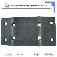 Buy cheap Railroad Tie Plate from wholesalers