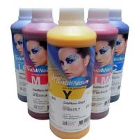 Buy cheap Rigid Media Inktec SubliNova Smart Dye Sublimation Ink for Sublimation Printing from wholesalers