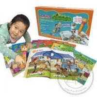 Buy cheap Learning English ABC, Words, Conversation Textbook Growing Up and Smar Growing Up from wholesalers