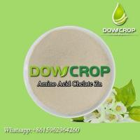 Buy cheap DOWCROP Amino Acid Chelated Zinc Water Soluble Fertilizer from wholesalers