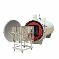 Buy cheap Rotary Hot Water Autoclave Sterilizer from wholesalers