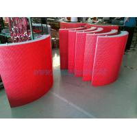 Buy cheap Outdoor round column led display from wholesalers