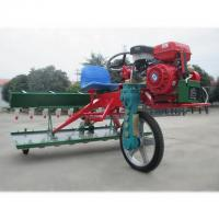 Buy cheap Manpower saving rice paddy sowing machine/rice seeder for sale from wholesalers