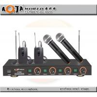 Buy cheap Wireless UHF microphone AT-8600[VHF] from wholesalers