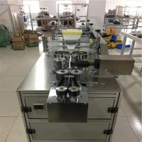 Buy cheap 2018 latest Non woven Bouffant Cap,Hairnet Cap Making Machine For Cleaning from wholesalers