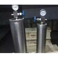 Buy cheap Stainless steel water hammer absorber from wholesalers