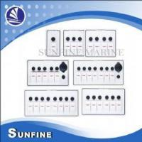 Buy cheap Panel White Rocker Switch Panel product