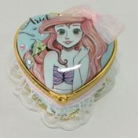 Buy cheap Cartoon lace jewelry box with sticky note from wholesalers