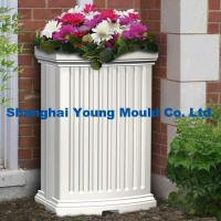 Buy cheap rotational moulding flower pot from wholesalers