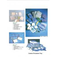 Buy cheap Medical Materials Custom Procedure Tray from wholesalers