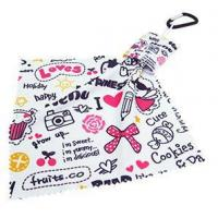 Buy cheap Microfiber Key Chain Cleaning Cloth from wholesalers