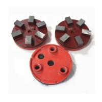 Buy cheap 100mm Klindex Metal Bond Diamond Concrete Grinding Disc from wholesalers