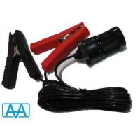 Buy cheap Cigarette socket insulated battery clips from wholesalers