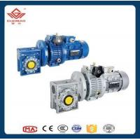 Buy cheap Chinese Supplier RV Type Aluminium Gearbox Speed Reducer from wholesalers