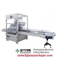 Buy cheap pulse packing machine for puried water milk vinegar filling from wholesalers