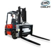 Buy cheap Forklift attachment Fork Clamp subassembly ClassIII from wholesalers