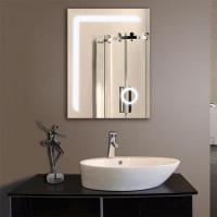 Buy cheap New Product Hotel Project Dimmable Lighted Makeup Vanity Led Bathroom Mirror Light With T8 Bulb from wholesalers