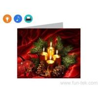 Buy cheap LED Light Up Cards product