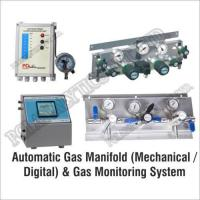 Buy cheap Automatic Gas Manifold (Mechanical / Digital) & Gas Monitoring System from wholesalers